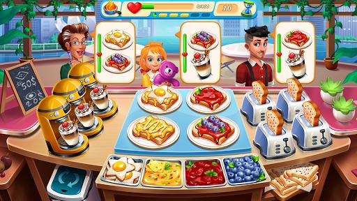 Cooking Marina – Jeux de cuisinerestaurant rapide ss 1