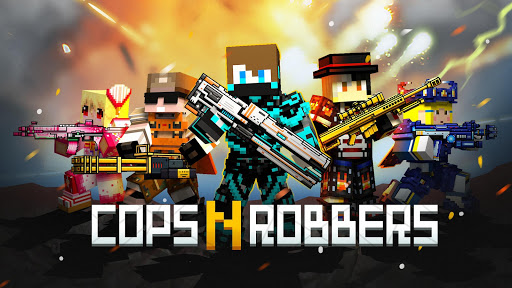 Cops N Robbers – FPS Mini Game ss 1