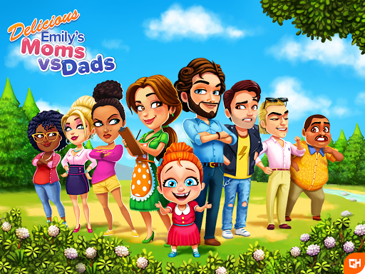 Delicious – Moms vs Dads ss 1