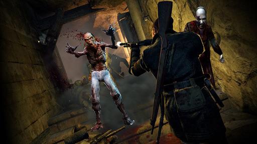 Des Zombies Morts Ciblent Un Assassin ss 1