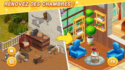 Dream Home Match – Renouveler la Mansion ss 1
