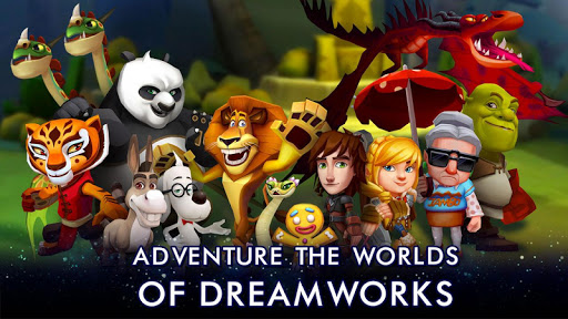 DreamWorks Universe of Legends ss 1