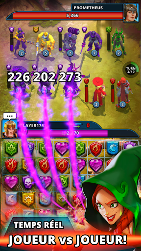 Duel – Puzzle Wars PvP ss 1