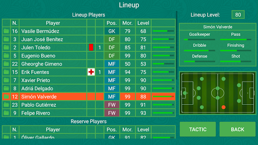 Football Team Manager ss 1