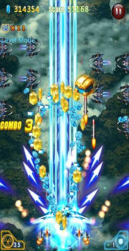 Galaxy Attack Thunder Shooter 2022 ss 1
