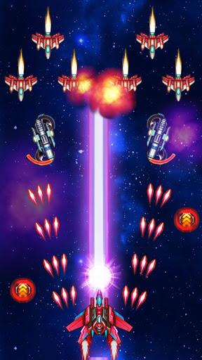 Galaxy Striker ss 1