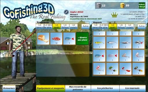GoFishing3D The Real Fishing ss 1