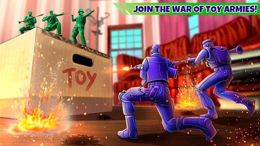Guerre des soldats en plastique-jouets militaires ss 1