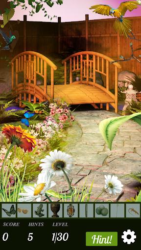 Hidden Objects World Garden Gazing Adventure ss 1