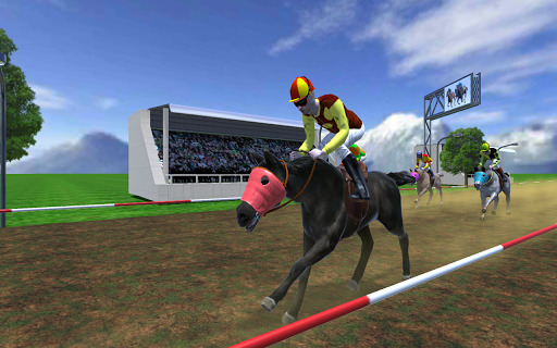 Horse Racing At Veliefendi ss 1