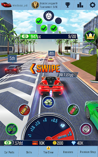 Idle Racing GO Clicker Tycoon amp Tap Race Manager ss 1