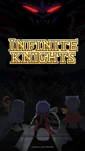 Infinite Knights – Turn-Based RPG ss 1