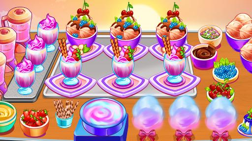 Jeux de cuisine pour filles Restaurant Craze Fever ss 1