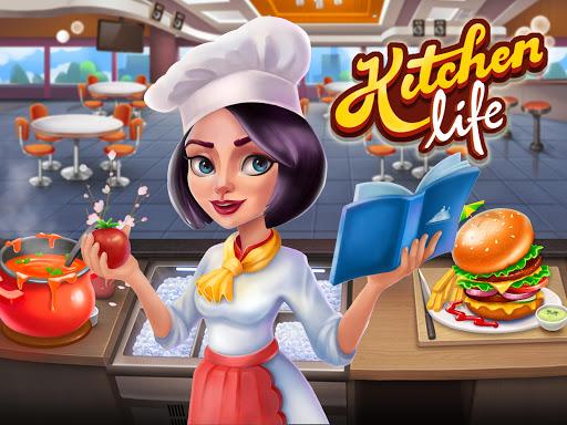 La vie de la cuisine Jeux de cuisine du chef ss 1