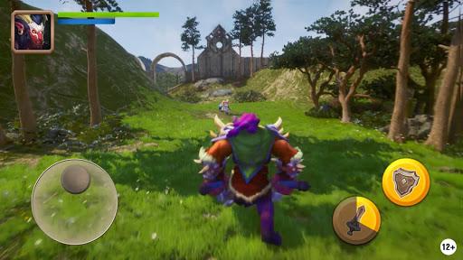 Legends Magic Turn based RPG games online ss 1