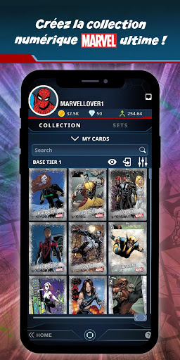 MARVEL Collect par Topps ss 1