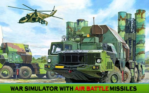 Missile Attaque Et Ultime Guerre – un camion Jeux ss 1
