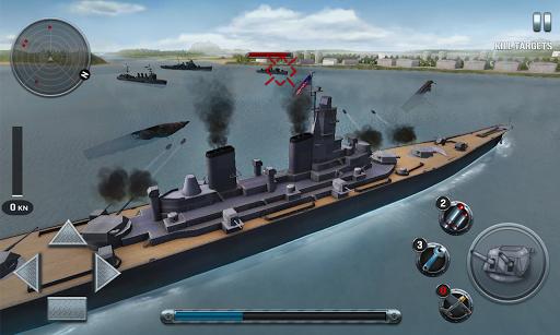 Navires bataille le pacifique ss 1