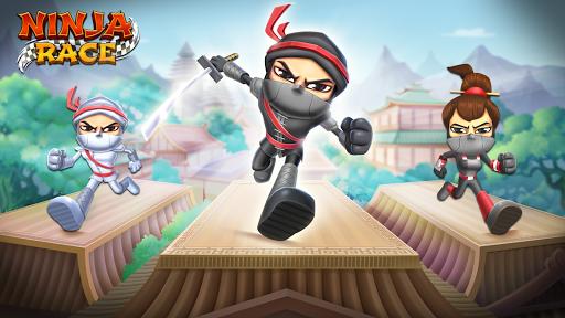 Ninja Race – Fun Run Multiplayer ss 1