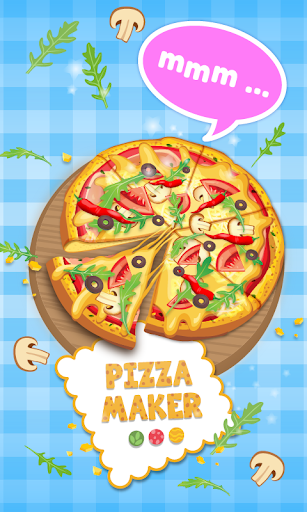 Pizza Maker – Cooking Game ss 1