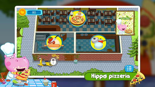Pizza maker. Cooking for kids ss 1