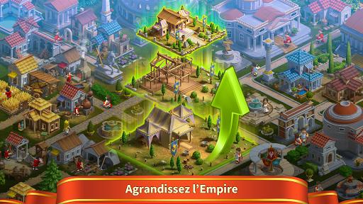Rise of the Roman Empire gestion de civilisation ss 1