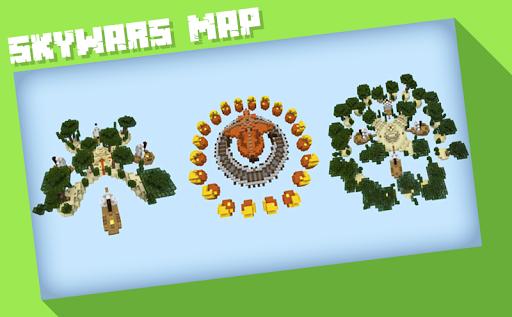 Skywars Maps ss 1