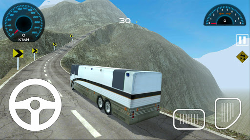 Spiral Bus Simulator- Coach Free Bus Driving Games ss 1