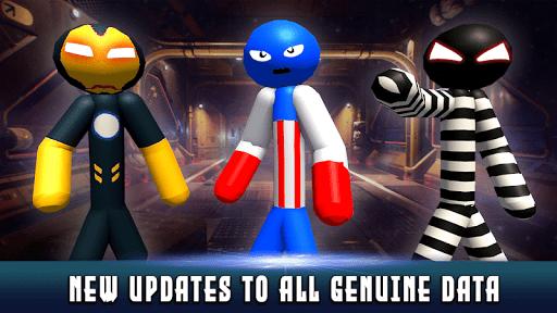 Superhero Strike Force – Future Fight Games ss 1