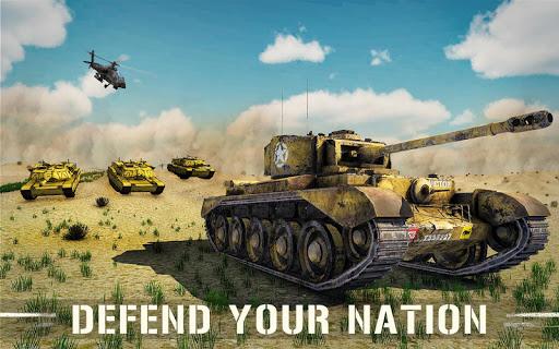 Tank Battle 3D-Army War Machines ss 1