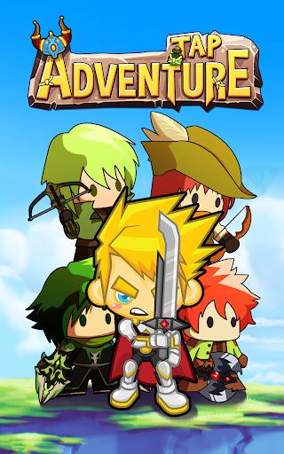 Tap Adventure Hero RPG Idle Monster Clicker ss 1