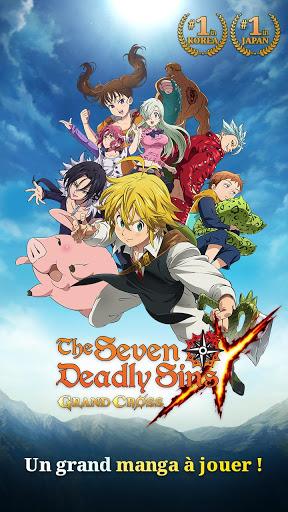 The Seven Deadly Sins Grand Cross ss 1