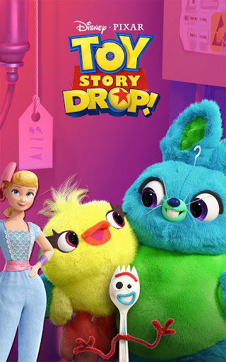 Toy Story Drop ss 1