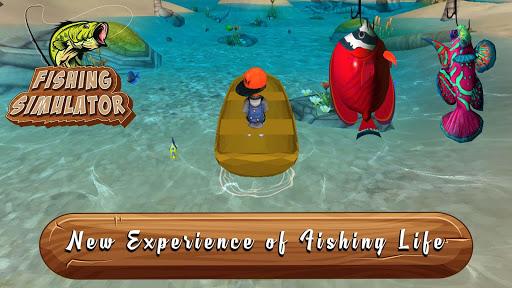 Ultimate Fishing Simulator A Real Fisherman ss 1