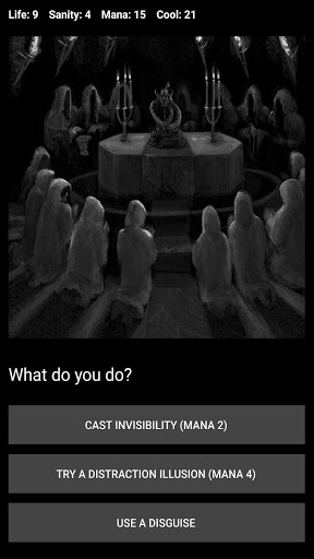 Your Choice Story Games of Horror amp Suspense ss 1