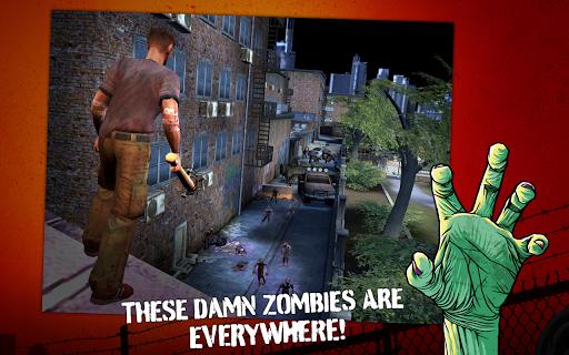 Zombie HQ ss 1