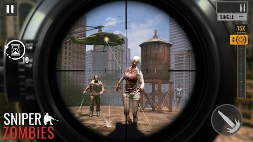 Zombies Sniper Jeux de Zombie ss 1