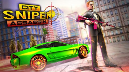 Modern City Sniper Shooter Assassin 3D Games 2020 ss 1