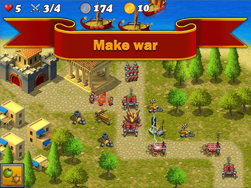 Roman Wars 2 Tower Defense ss 1